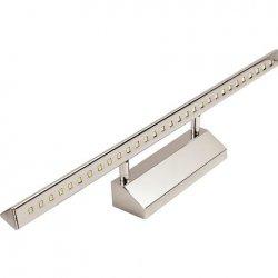 LED стенна лампа 6W 4200K 500Lm IP20 55см хром с копче