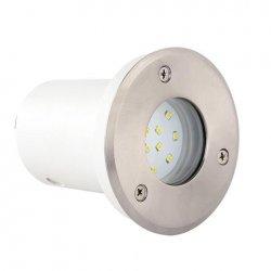 LED Луна подова IP67 1.2W 6400К 75Lm кръгла