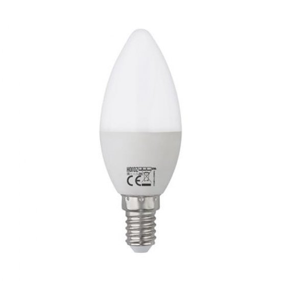 LED крушка 10W E14 3000K 1000Lm свещ