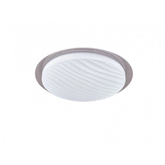 LED Плафон с дистанционно 48W 3600Lм  3000-6500K