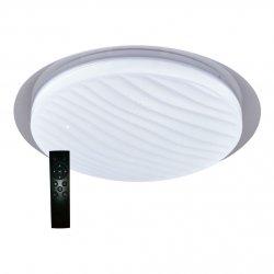 LED плафон 24W 3-white 1800Lм wave ринг с дистанционно управление
