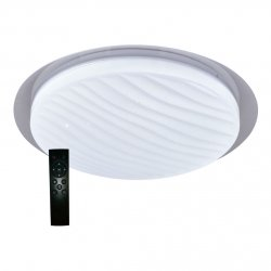 LED Плафон с дистанционно 24W 1800Lм  3000-6500K