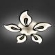 LED полилей 6003/5 70W 3-white димируем с дистанционно управление бял
