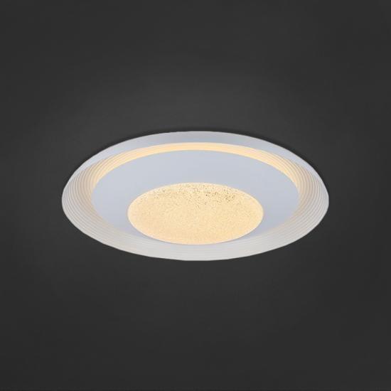 LED плафон LY-6147 50W  3-white ф76см IP20 бял