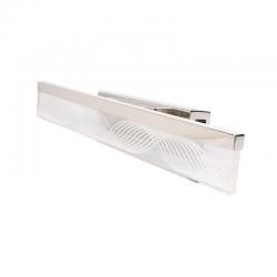 LED аплик за баня 6701 14W 4000K IP44 71.5см хром с копче