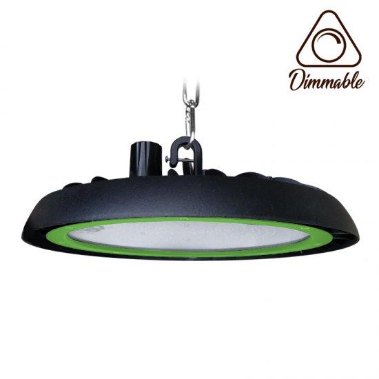 LED промишлен осветител тип камбана Olimpia 100W 5000K 14000Lm IP66 димируем 140Lm/W