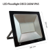 LED Прожектор Deco 200W 6000K 20000Lm IP65 черен