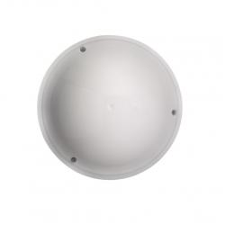 LED плафон влагозащитен с микровълнов сензор 360° Aqua Fullmoon 12W 6400K IP54 ф24см бял