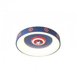 LED плафон Капитан Америка 5220-5 55W 3-white