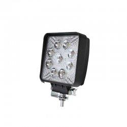 LED Offroad осветител Galaxy WL 027S 27W 6000K 2025Lm IP67 12-24V spot