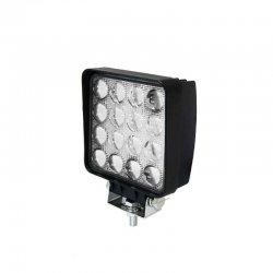 LED Offroad осветител Galaxy WL 048S 48W 6000K 3600Lm IP67 12-24V spot