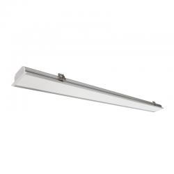 LED линеен осветител Navi 6618 IP54 40W 4000K 6600Lm 123см