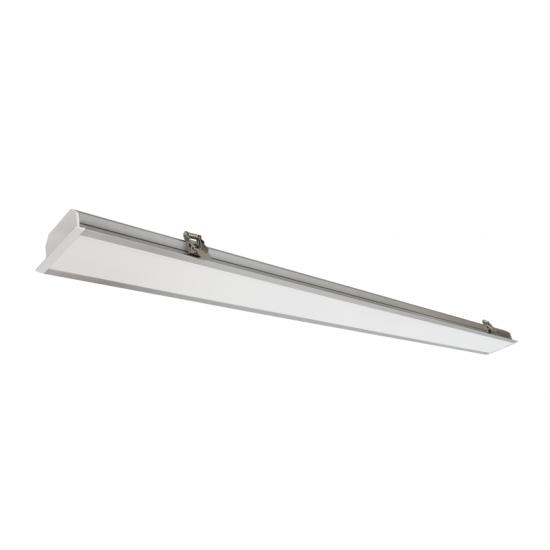 LED линеен осветител Navi 6618 IP54 80W 4000K 8800Lm 243см