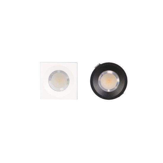 """LED Луна Angel eye NY R03 тип """"звездно небе"""" 3W 4000K 270Lm IP20 кръгла бяла"""