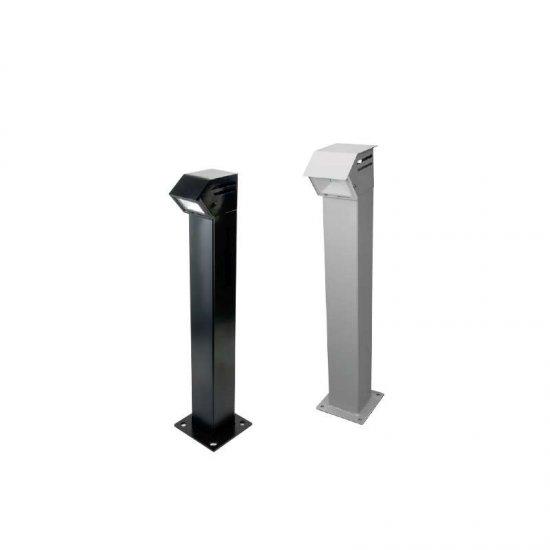 LED градинско тяло ROMA 2х10W 6000K 2000Lm IP66 60см черно