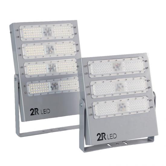 LED Прожектор Sport 200W 5000K 24000Lm IP65 сив