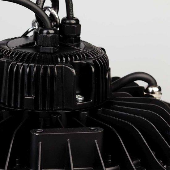 LED промишлен осветител тип камбана Olimpia 100W 5000K 14000Lm IP66 димируем