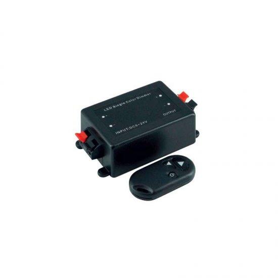 LED димер 12V 8А max 96W RF