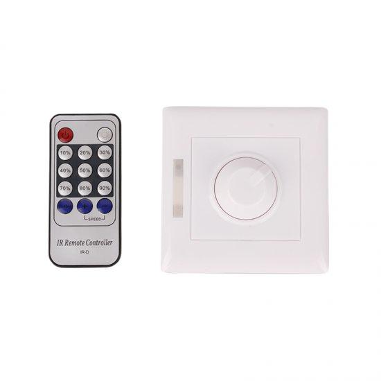 LED димер за стена 230А 1.3А 300W