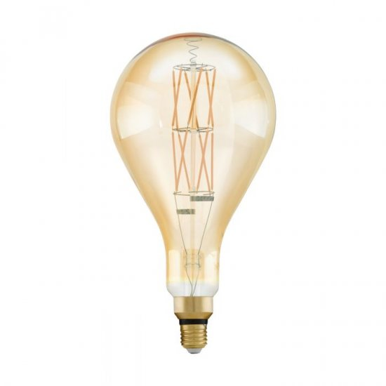 LED крушка Filament PS160 Е27 8W 2100К 806Lm димируема