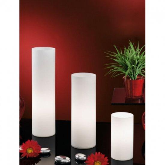 Нощна/декоративна лампа GEO E14 max 60W IP20 бяла