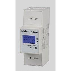 Монофазен електромер за монтаж на DIN шина Iskra-MIS WS 0021