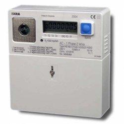 Монофазен електронен статичен електромер МЕ162 85А