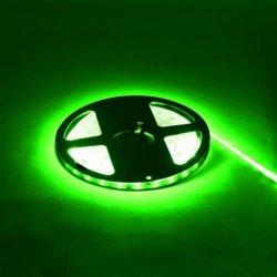 LED лента SMD 28x35 60/м 4.8W/м IP20 зелена /опаковка 5м=24W/