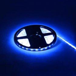 LED Лента SMD 28x35 60/м 4.8W/м IP20 синя /опаковка 5м=24W/
