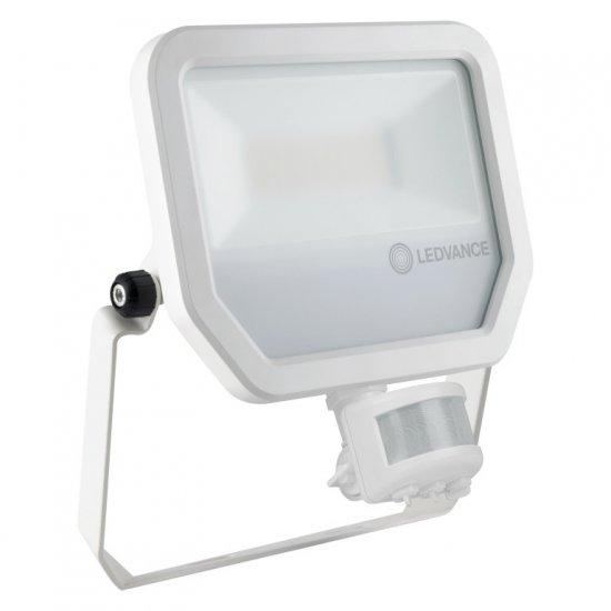 LED прожектор със сензор LEDVANCE GEN 3 50W 3000K 5500Lm IP65 бял 110Lm/W