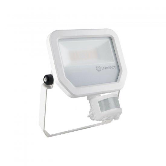 LED прожектор със сензор LEDVANCE GEN 3 20W 3000K 2200Lm IP65 бял 110Lm/W
