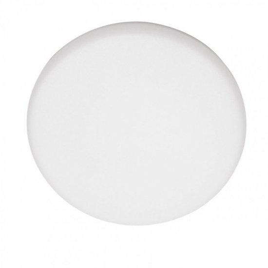 LED луна влагозащитена MOON IP44 16W 2700K 1440Lm кръгла бяла