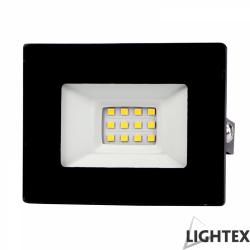 LED прожектор VINI 10W 6500K IP65 черен