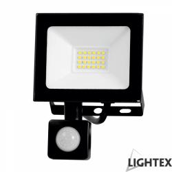 LED прожектор със сензор VINI 10W 6500K IP65 черен