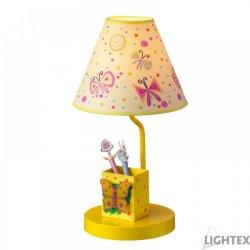 Настолна лампа BUTTERFLY 1xE27 max 10W