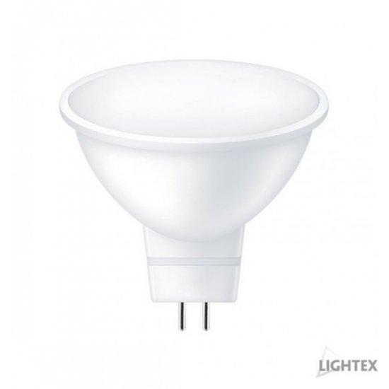 LED крушка MR16 12V AC / DC 7W 3000K 500Lm