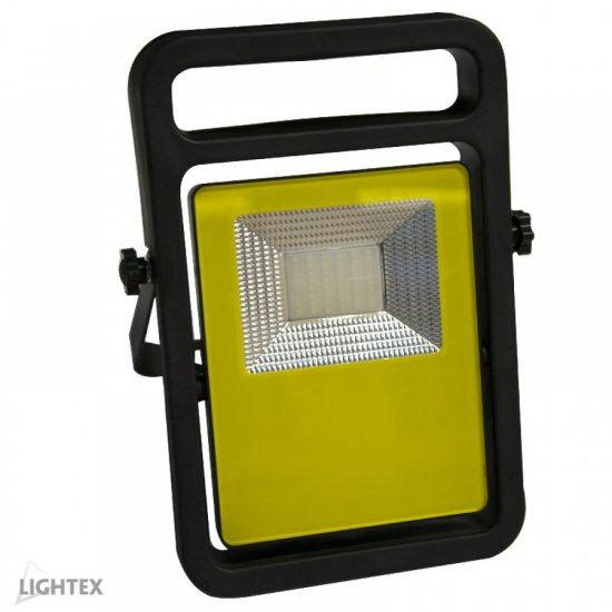 LED прожектор преносим 20W 6000К 800Lm IP44 с USB захранване