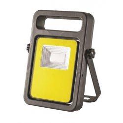 LED прожектор преносим 10W 6000К 500Lm IP44с USB захранване