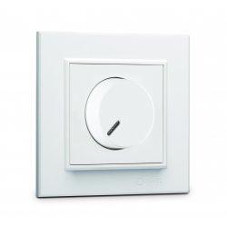 Ключ регулатор (димер) 60-600W серия KAREA бял