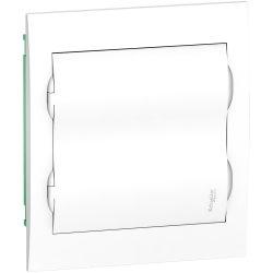Табло вграден монтаж Easy 9 IP40 24 модула (2 реда х 12 модула) с непрозрачна врата
