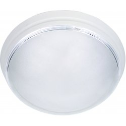 Плафон UFO Erciyes E27 max 15W ESL IP20 ф23см бял