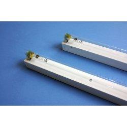 Линеен осветител за 15W UV-C (бактерицидна) лампа