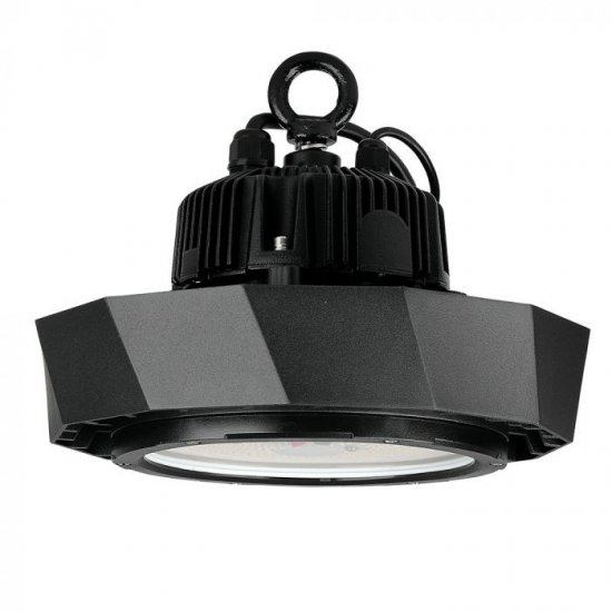 LED промишлен осветител тип камбана SAMSUNG CHIP VT-9-108 100W 4000K 18000Lm IP65 димируем 180Lm/W