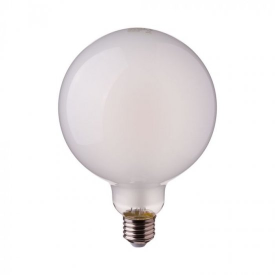 LED крушка Filament Е27 VT-2057 7W 6400К 840Lm матирана