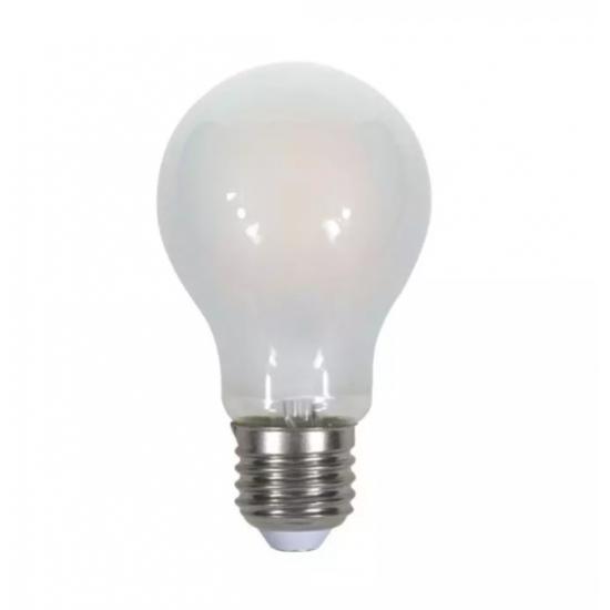 LED крушка Filament Е27 VT-2023 10W 6400К 1055Lm матирана