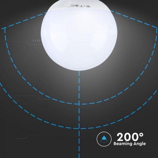 LED крушка E27 VT-242 Samsung chip 22W 4000К 2650Lm 120Lm/W