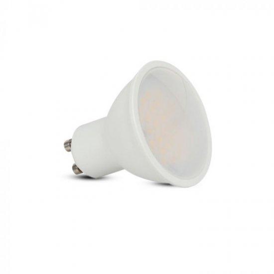 LED крушка GU10 VT-271 Samsung chip 10W 6400К 1000Lm