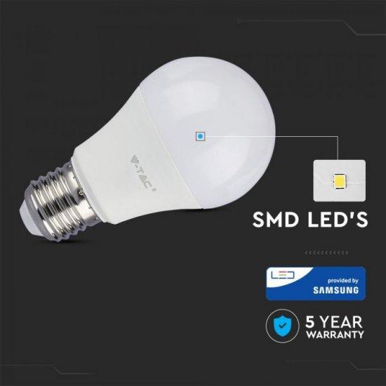 LED крушка E27 VT-265 Samsung chip 6.5W 6400К 806Lm 120Lm/W