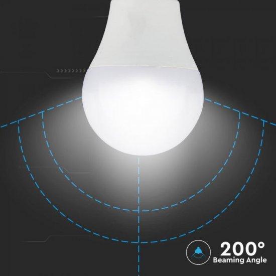 LED крушка с микровълнов сензор E27 VT-2211 11W 3000К 1055Lm