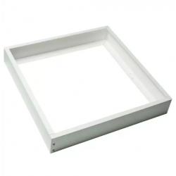 Рамка за външен монтаж за LED панел 60х60см бяла